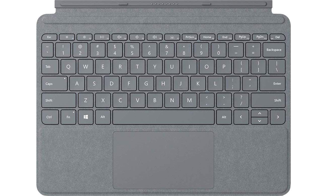 Klawiatura Signature Type Cover do Surface Go Platynowa KCS-00013