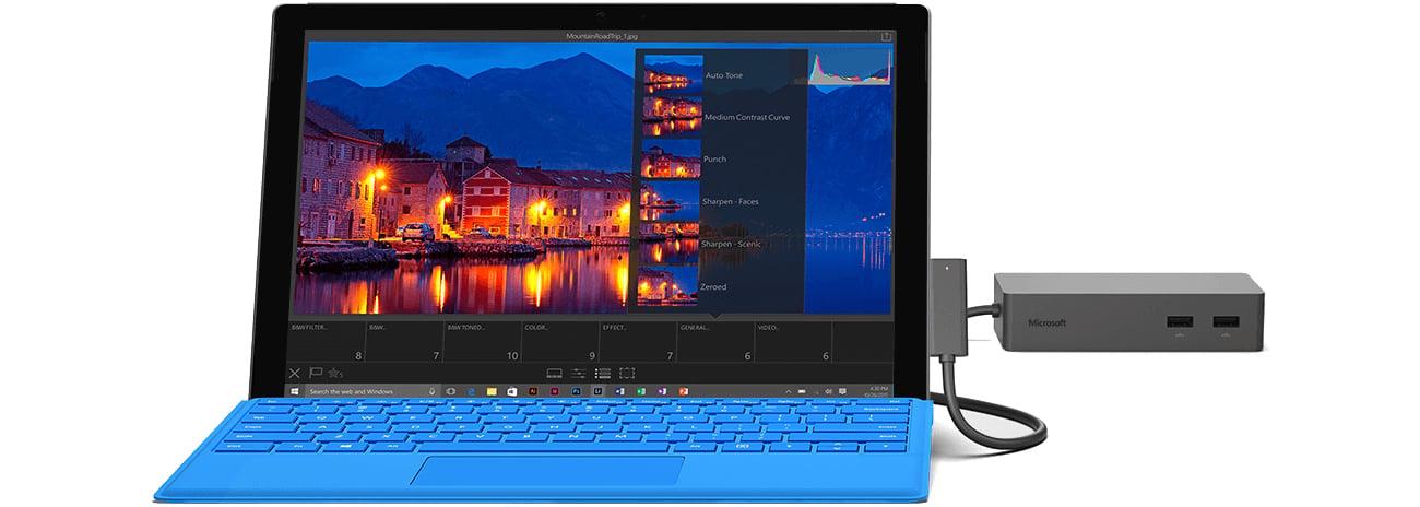 Microsoft Stacja dokująca do Surface Pro 4 PD9-00008