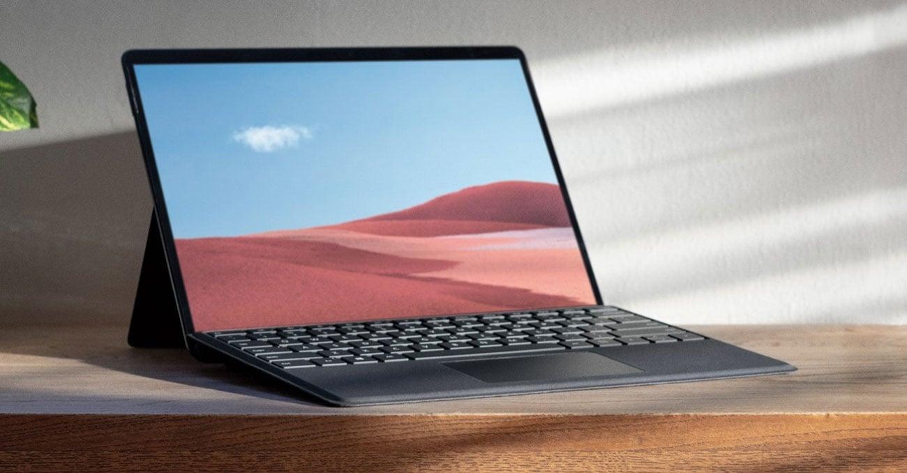Microsoft Surface Pro X Keyboard Black