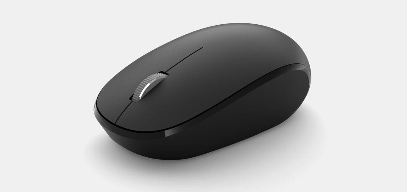 Microsoft Bluetooth Mouse matowa czerń