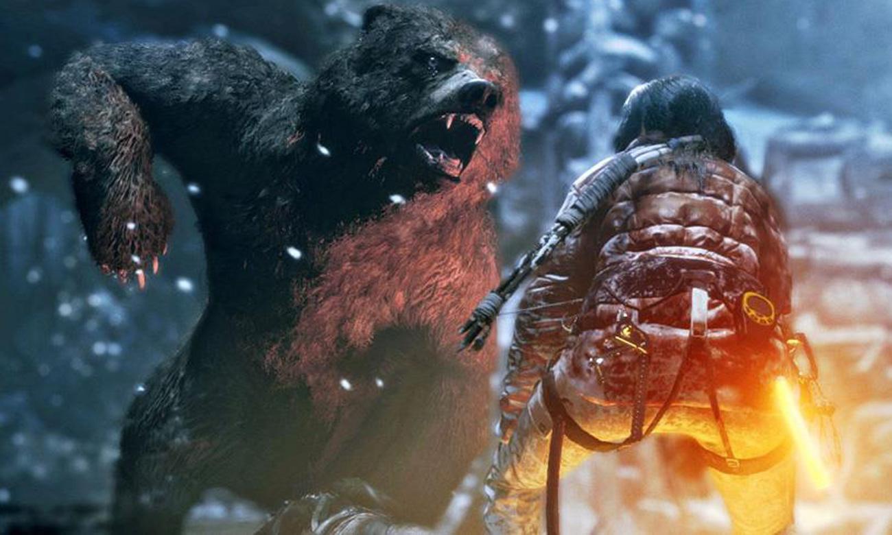 Gra PC Rise of the Tomb Raider