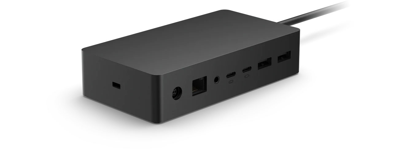Microsoft Surface Dock 2 (3x USB 3.1, mini DisplayPort, LAN) SVS-00004