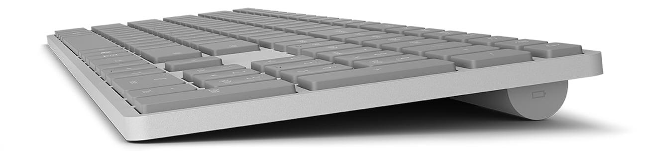 Klawiatura Microsoft Surface Keyboard Aluminiowa obudowa