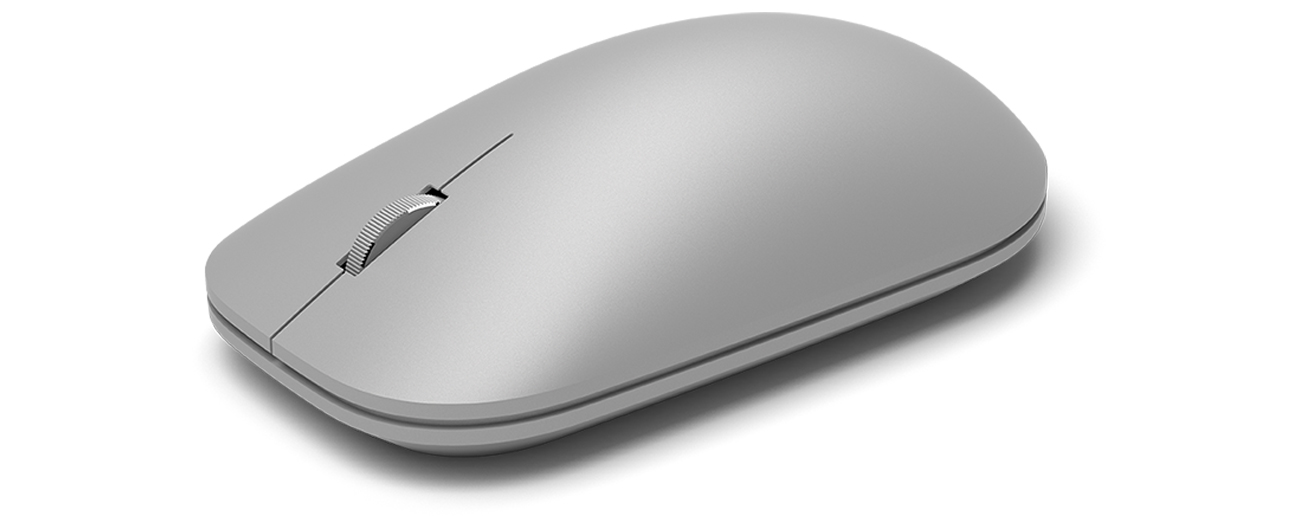 Microsoft Surface Mouse Interfejs Bluetooth