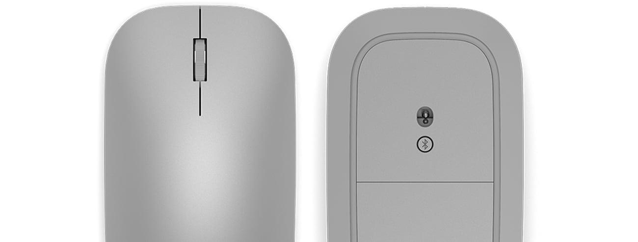 Microsoft Surface Mouse Wykonanie