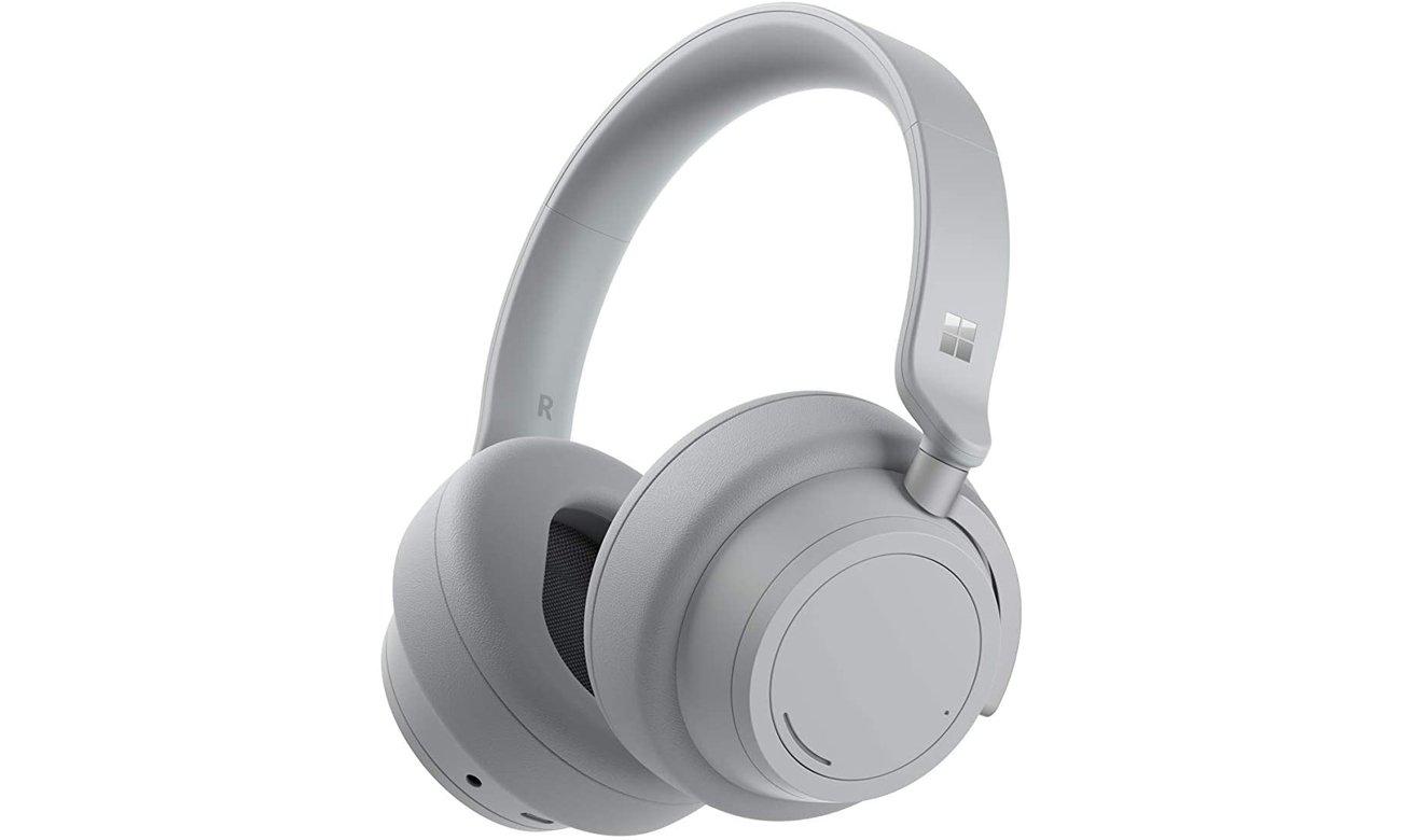 Słuchawki Microsoft Surface Headphones 2 Jasnoszare