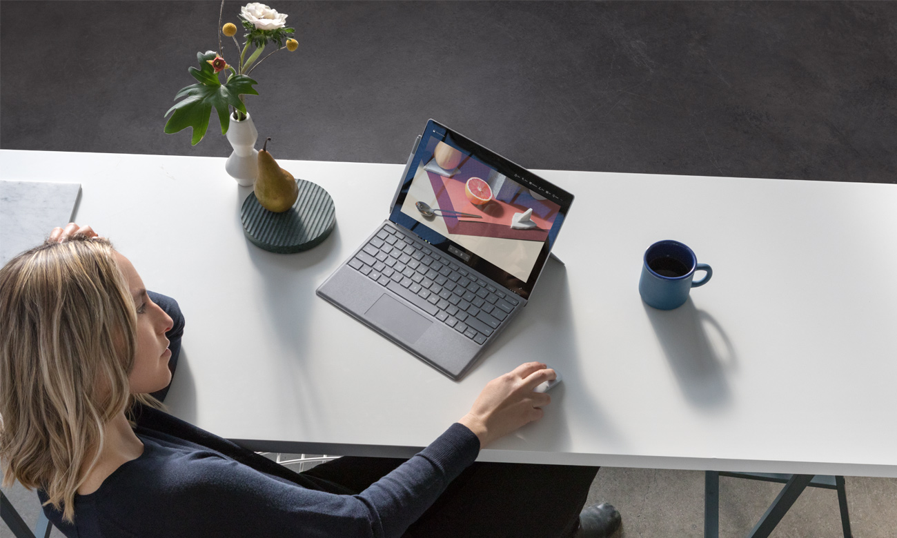 Microsoft Surface Pro Windows Hello