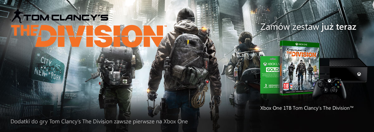 DIvision Tom Clancy