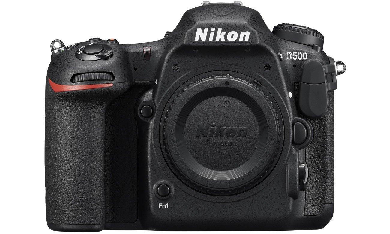 Nikon D500 Kluczowe cechy