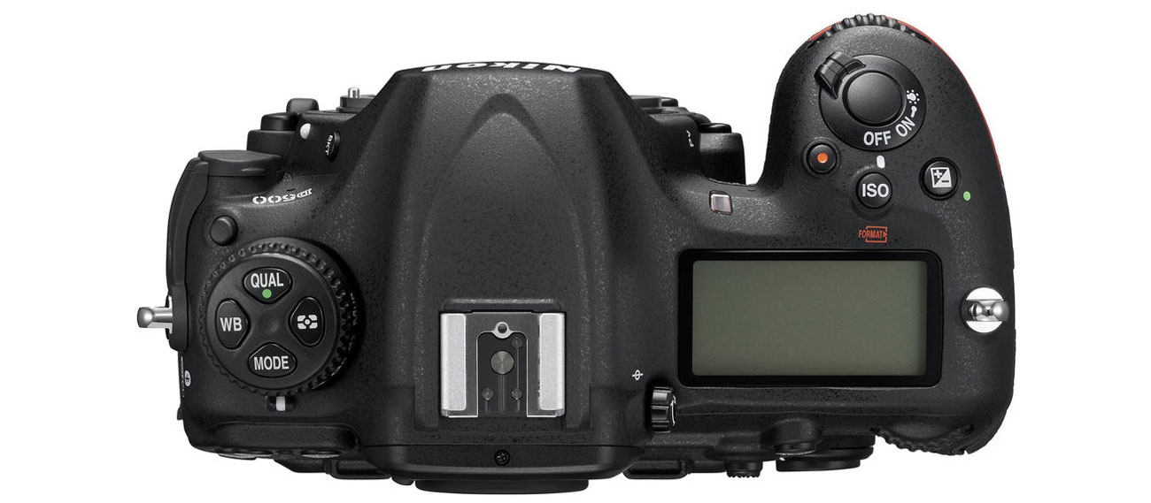 Nikon D500 Widok Z Boku