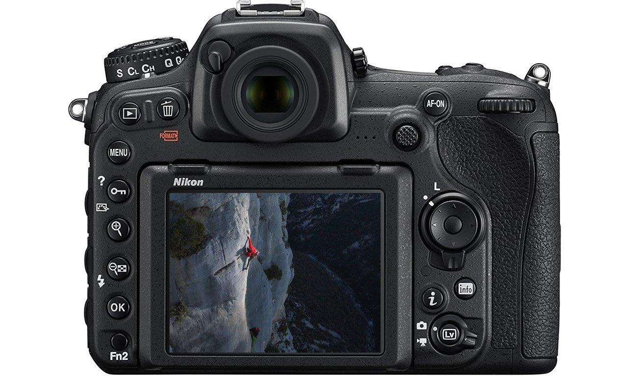 Nikon D500 Wyświetlacz LCD