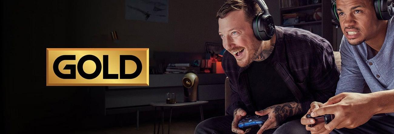 Xbox One X - Xbox Live Gold