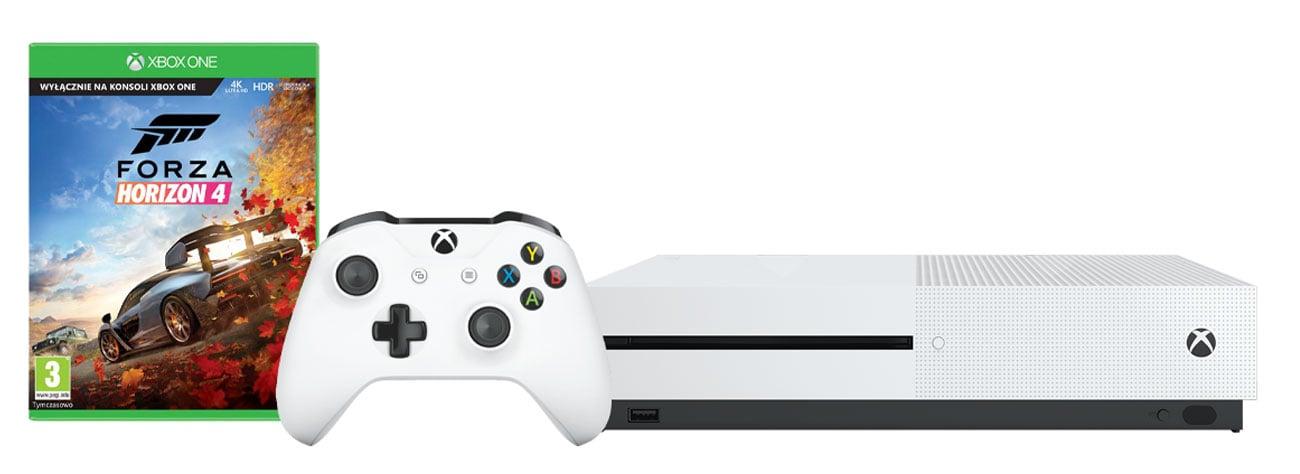 Zestaw Xbox One S i Forza Horizon 4