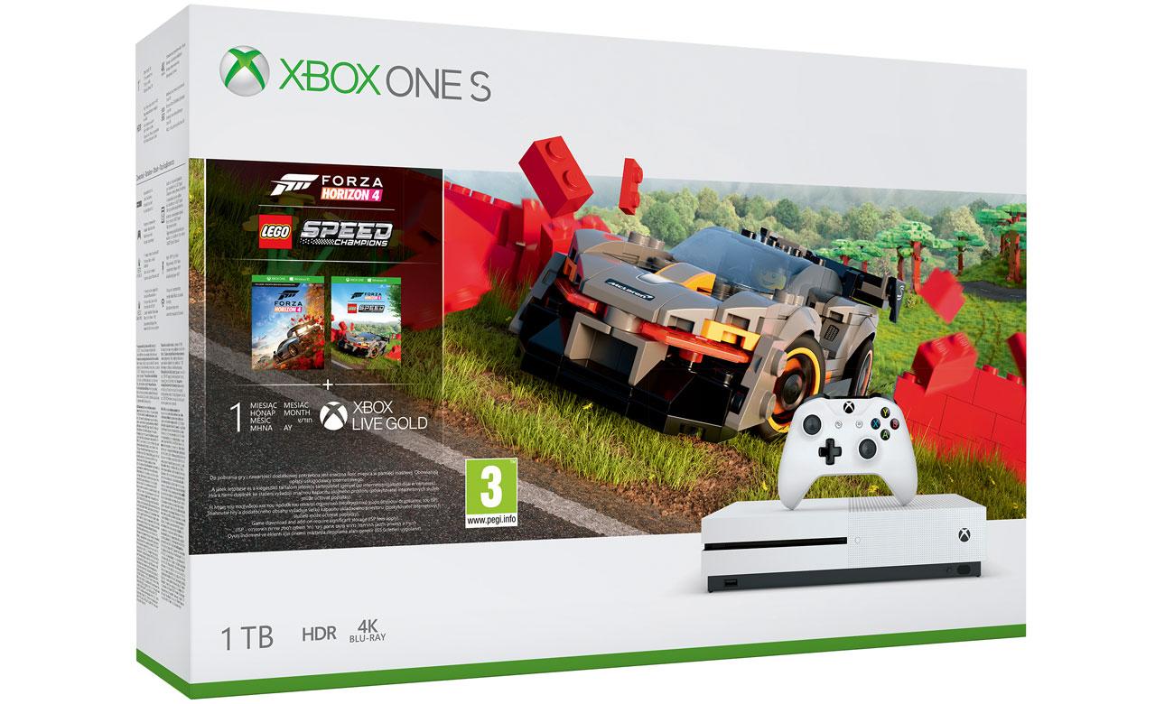 Zestaw Xbox One S i Star Wars JEDI: Upadły Zakon