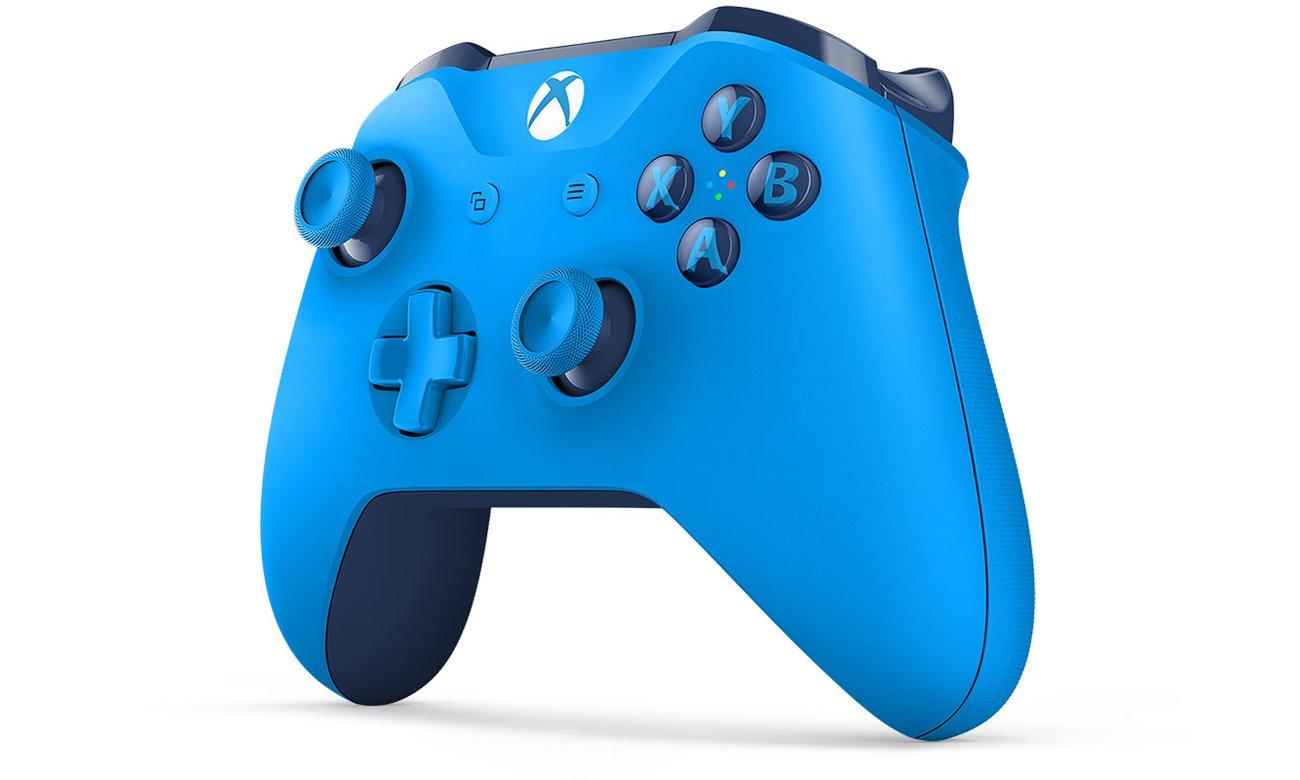 Kontroler bezprzewodowy Xbox One Vortex Blue