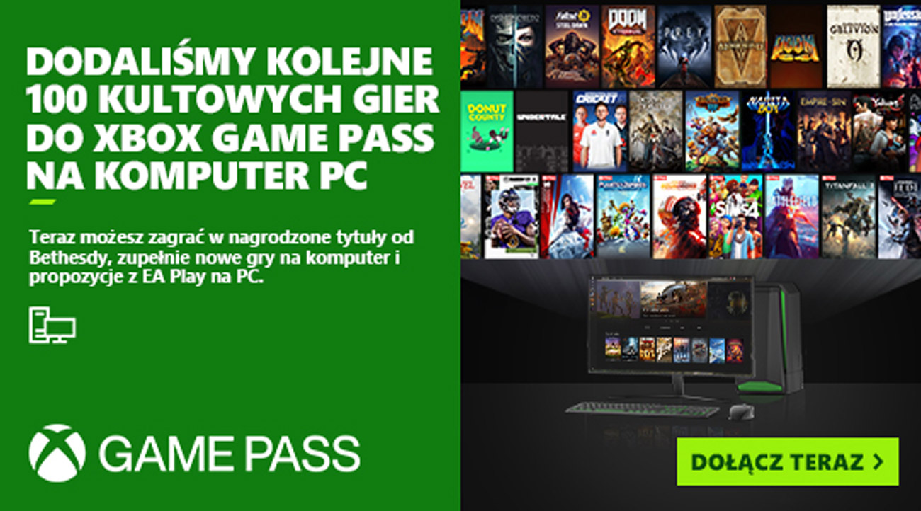 Xbox Game Pass na PC
