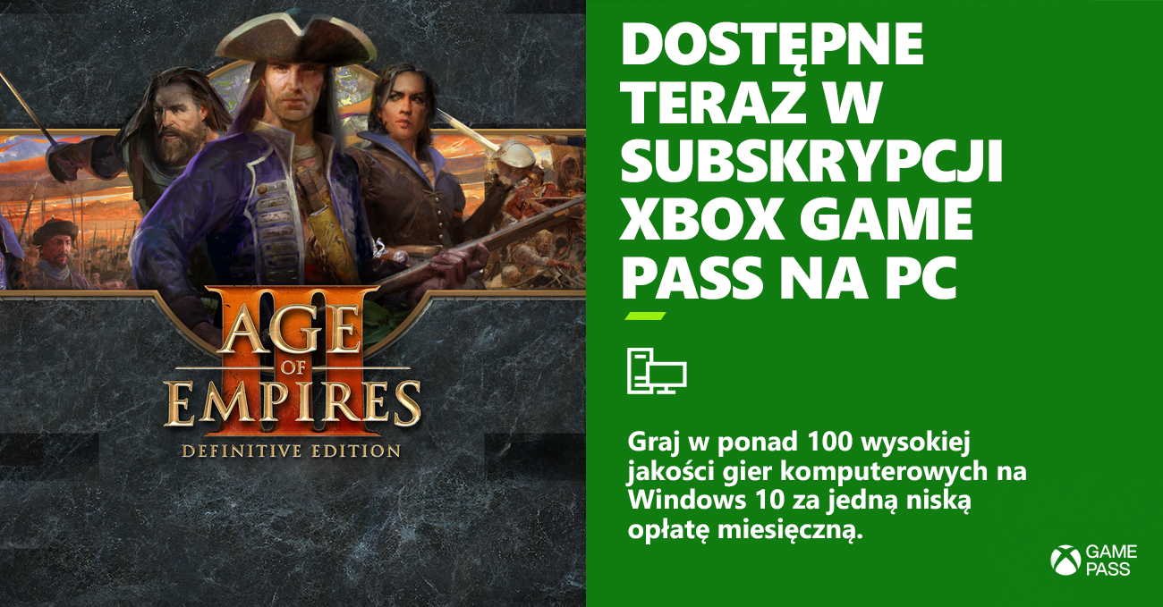 Xbox Game Pass na PC