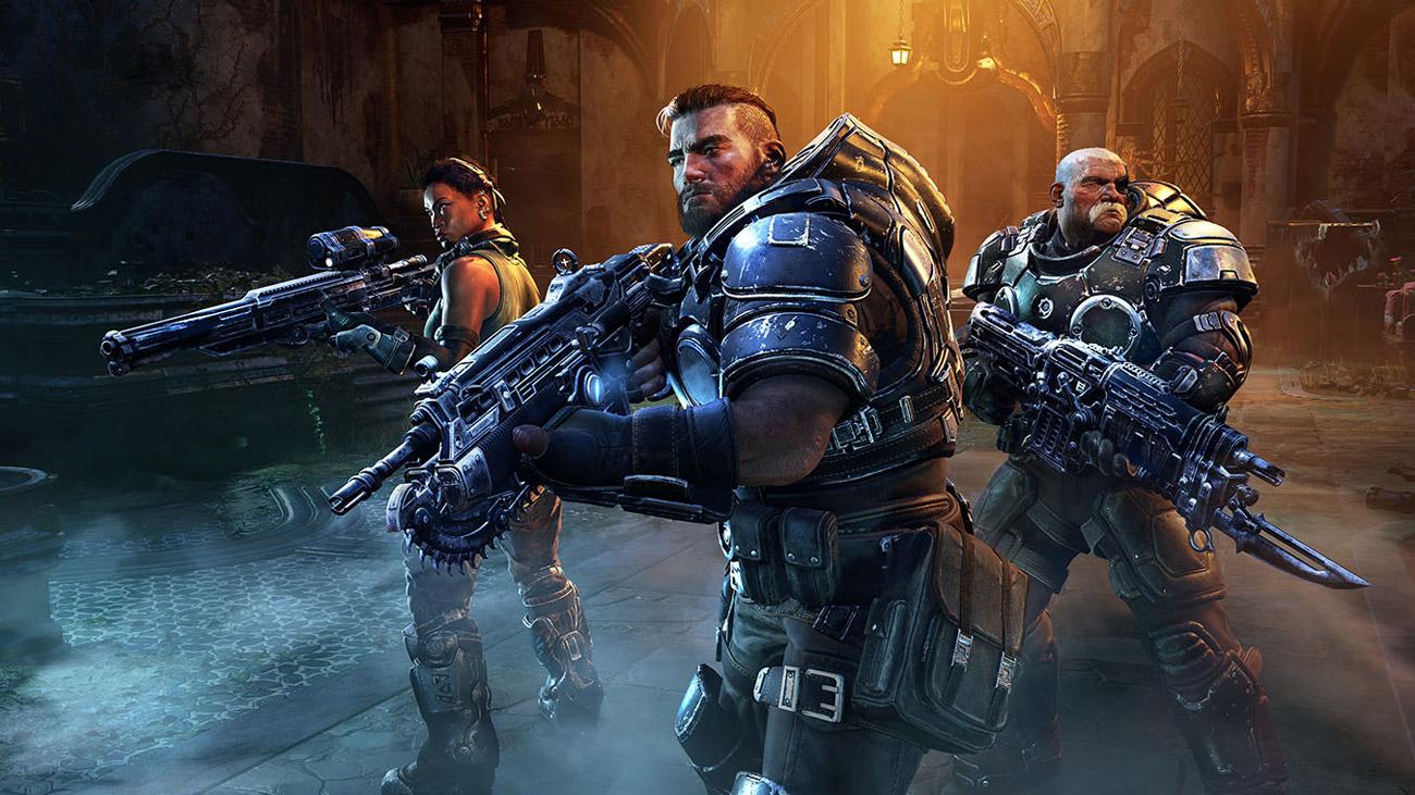 Gra Gears Tactics na Xbox One oraz Xbox Series X|S