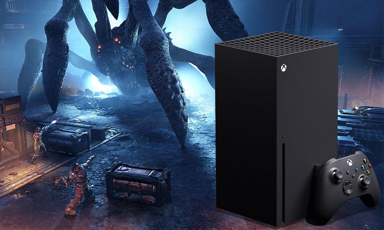 Zoptymalizowane dla Xbox Series X|S