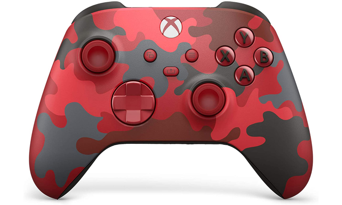 Kontroler bezprzewodowy Xbox - Daystrike Camo