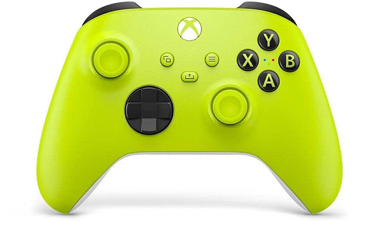 Kontroler bezprzewodowy Xbox - Electric Volt