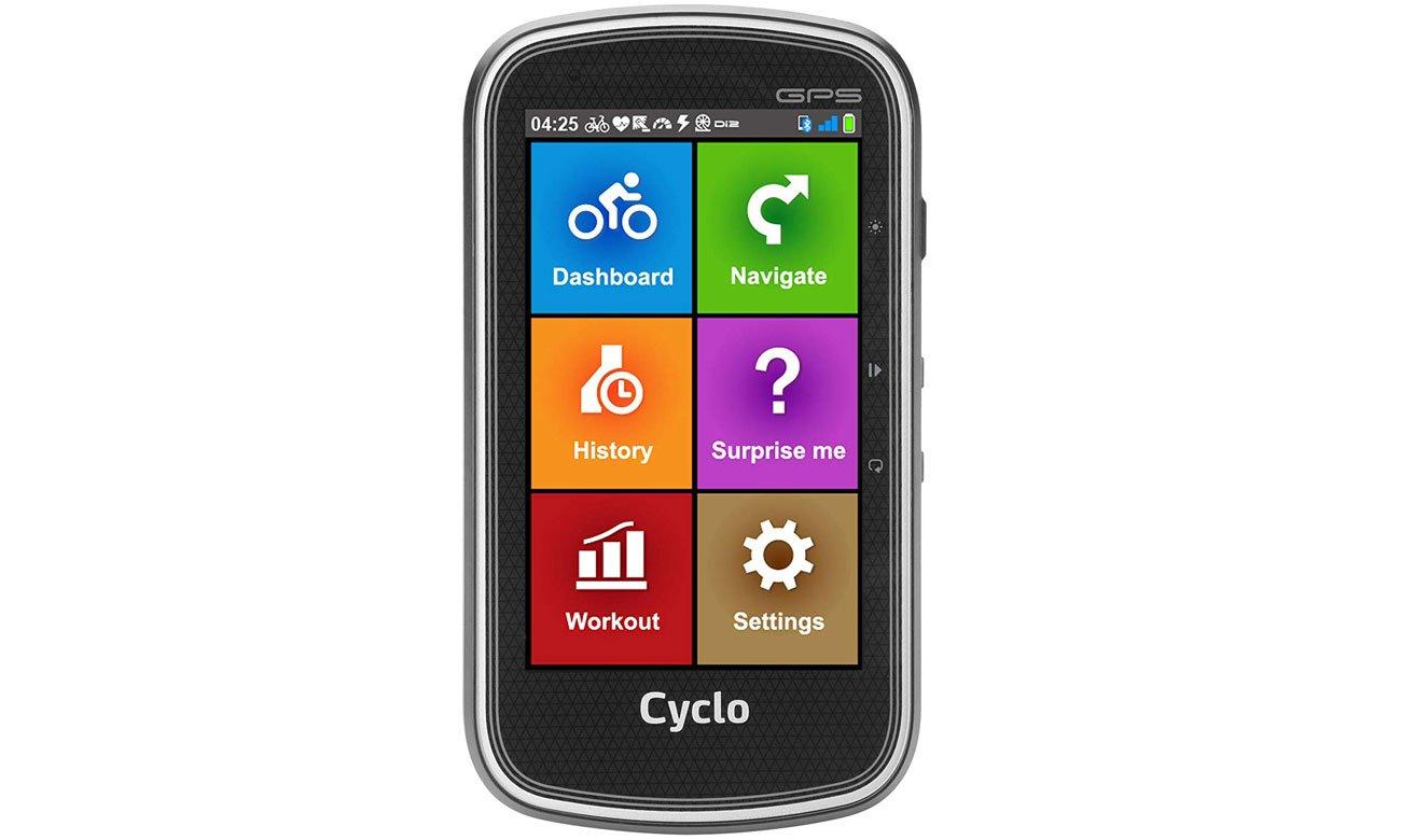 Nawigacja rowerowa Mio Cyclo 405 Europa