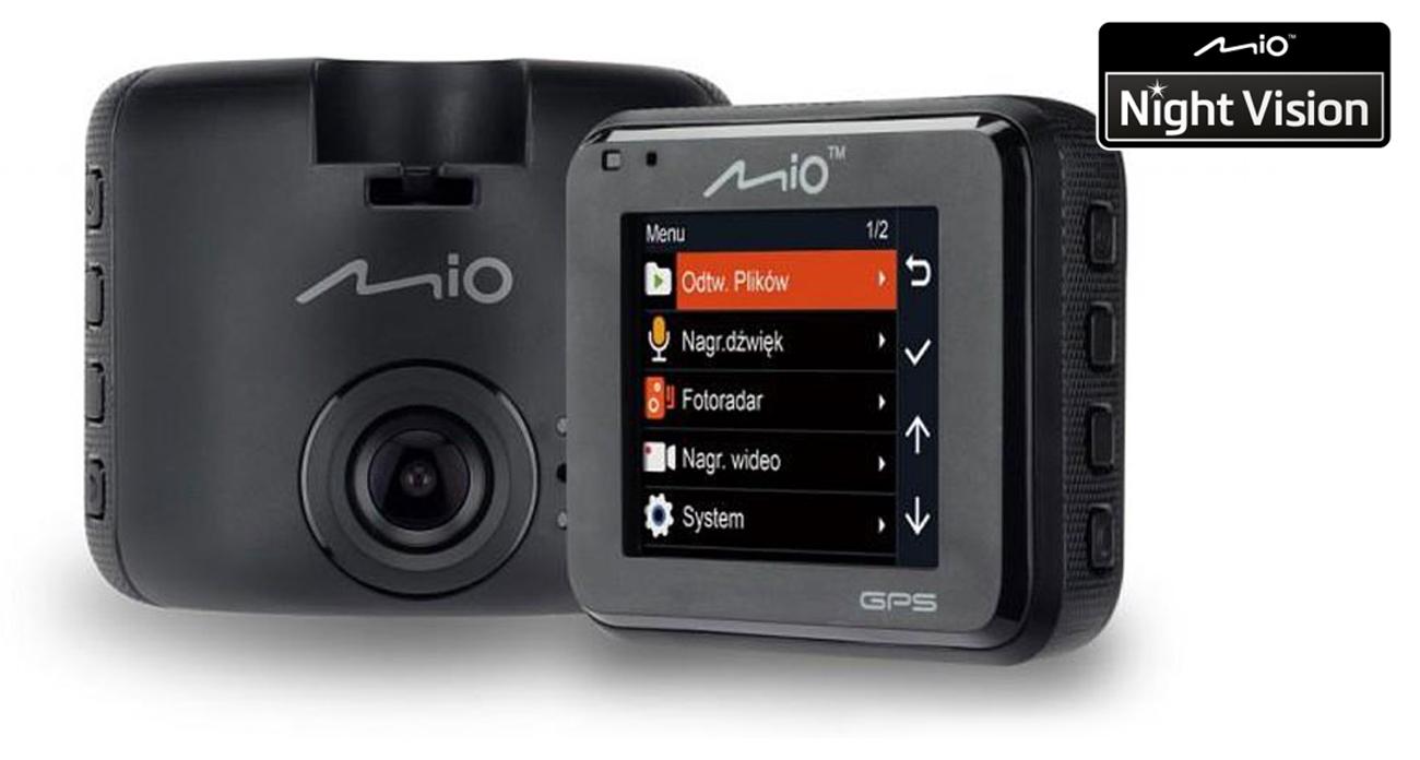 Wideorejestrator Mio MiVue C330