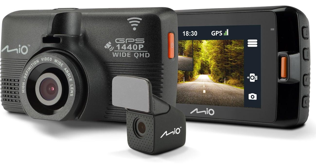 Wideorejestrator Mio MiVue 752 WIFI Dual