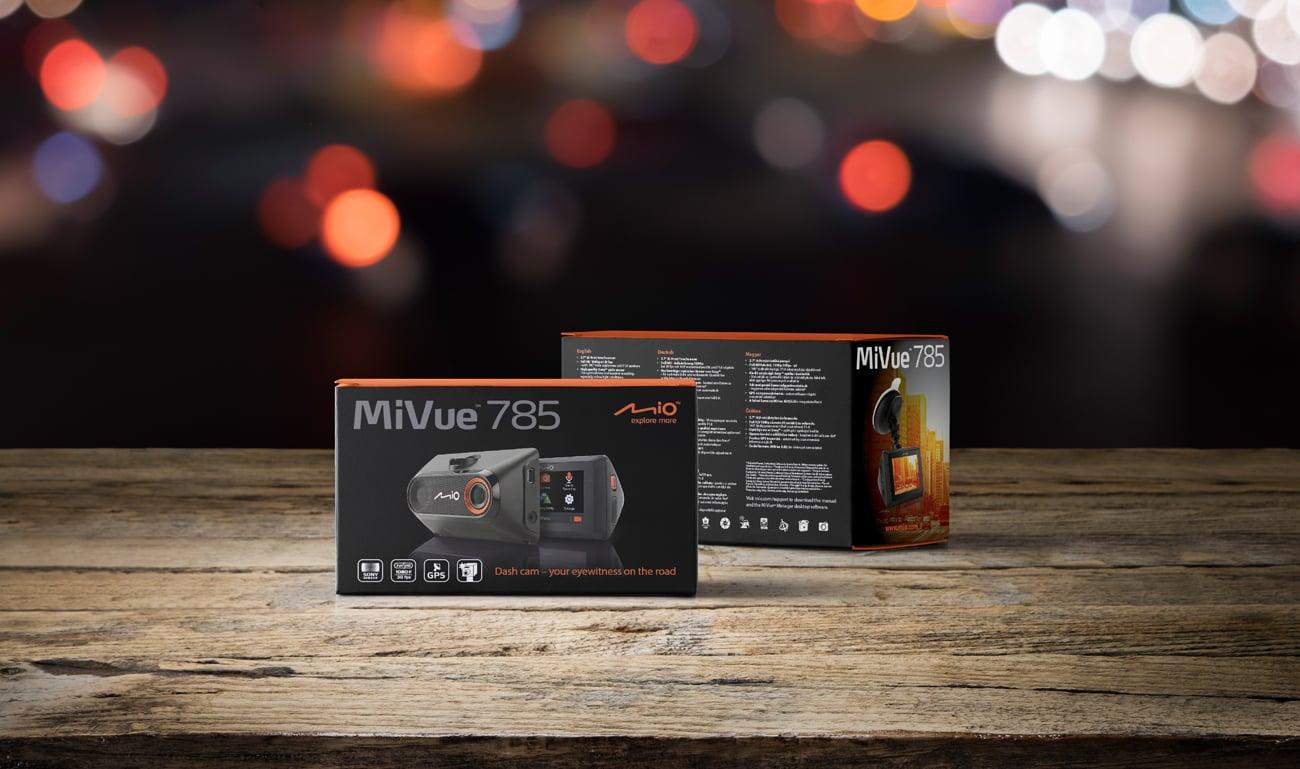 Wideorejestrator Mio MiVue 785