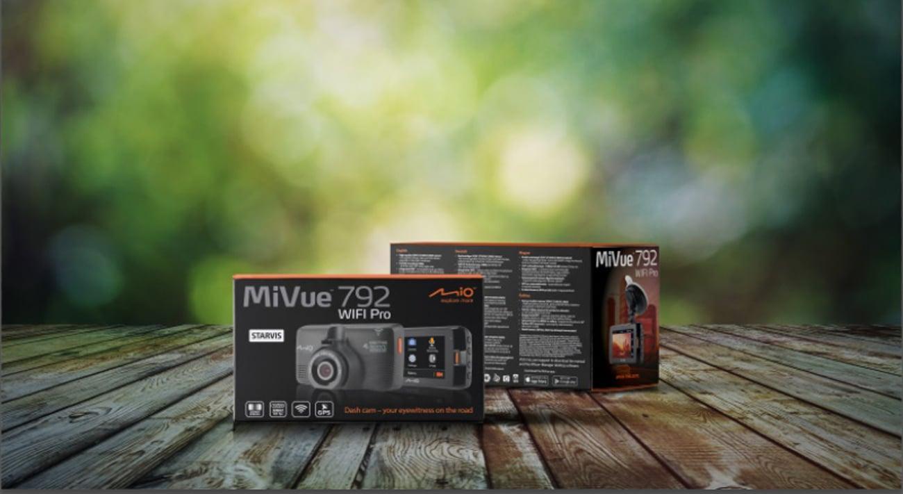Wideorejestrator Mio MiVue 792
