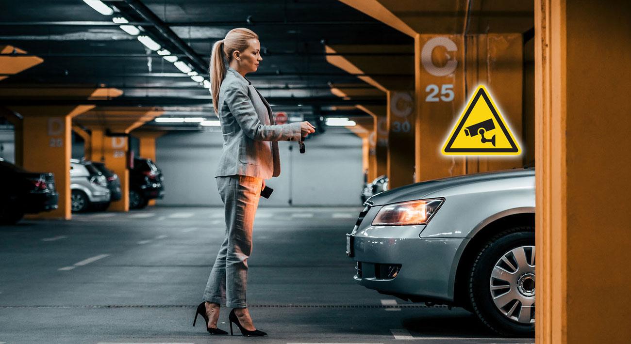 Tryb parkingowy z pasywnym zasilaniem