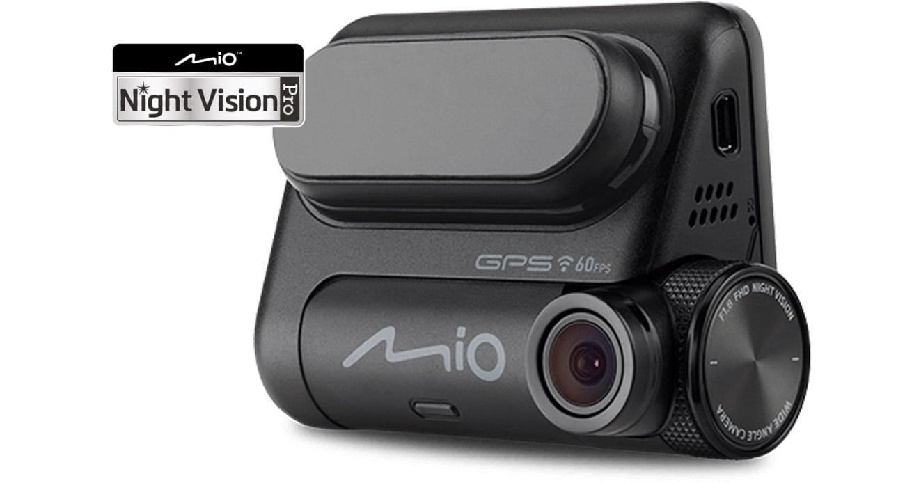 Technika nagrywania Mio Night Vision Pro