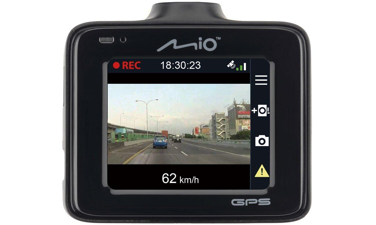 Zintegrowany moduł GPS