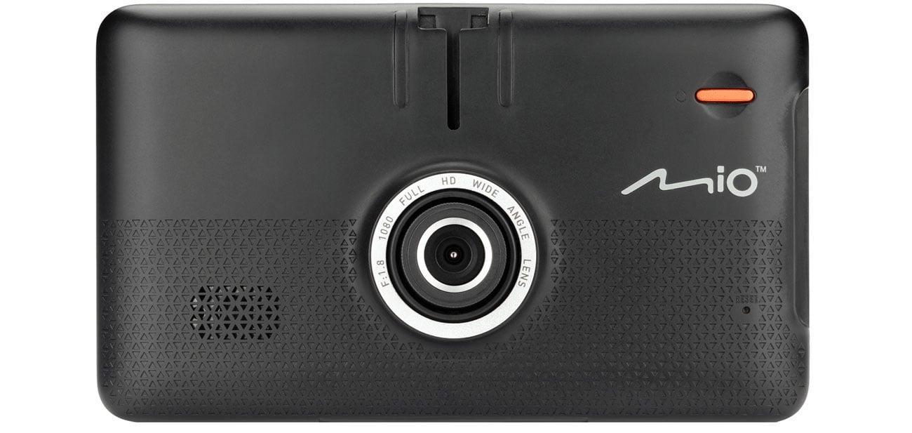 Wbudowany wideorejestrator