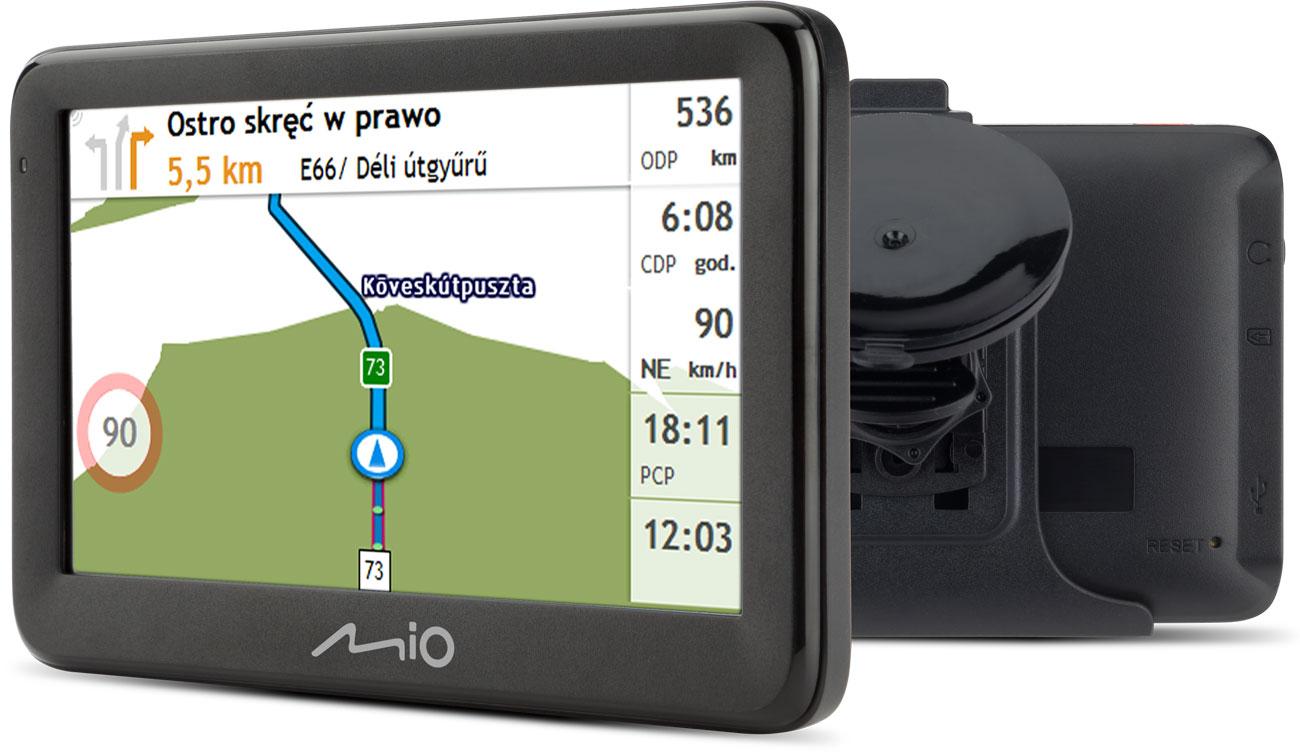 Nawigacja Mio Pilot 15 LM Europa