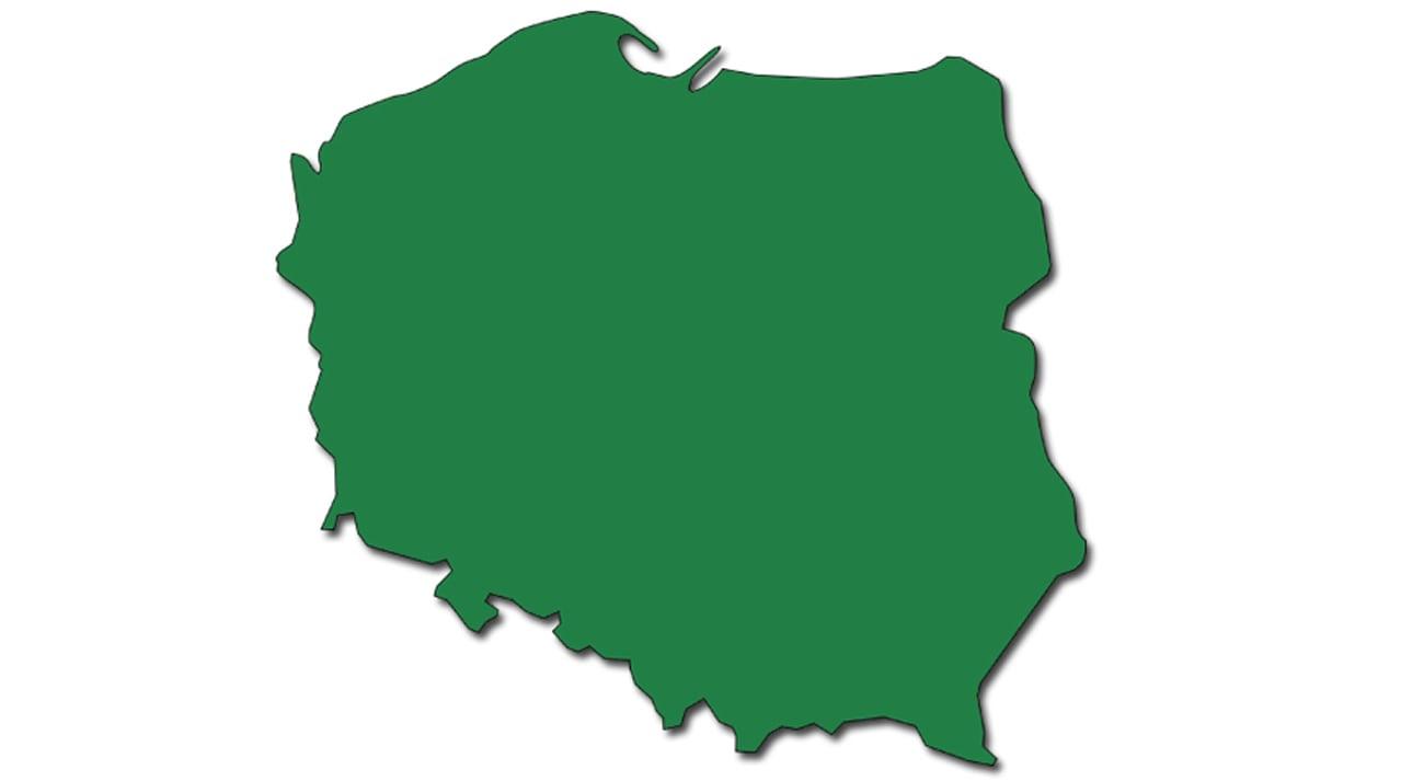 Mapy Polski od TomTom