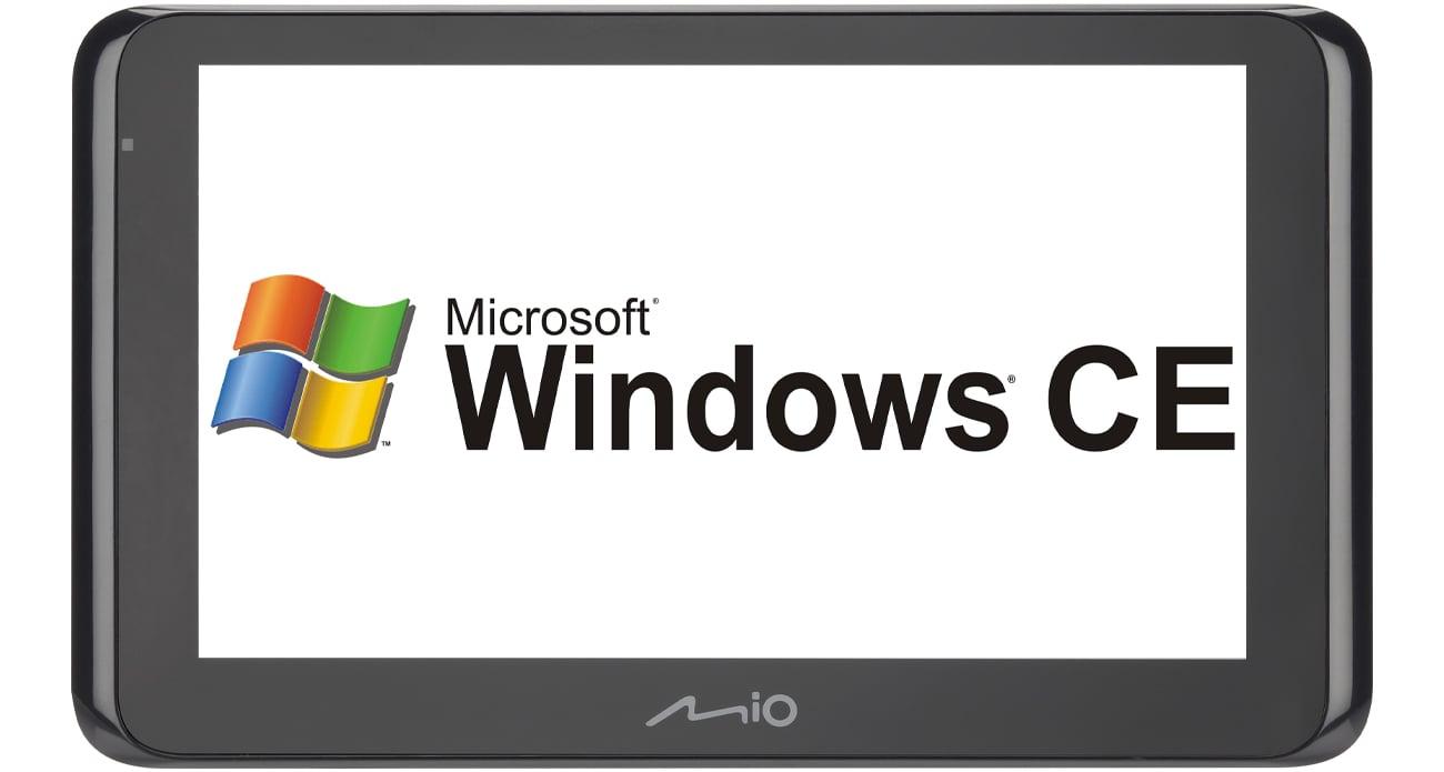 Nawigacja Mio Spirit 8500 Europa - Windows CE