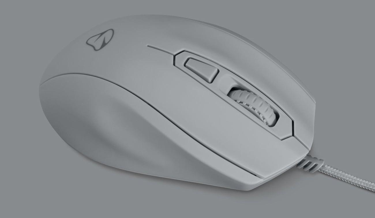 mysz przewodowa mionix castor