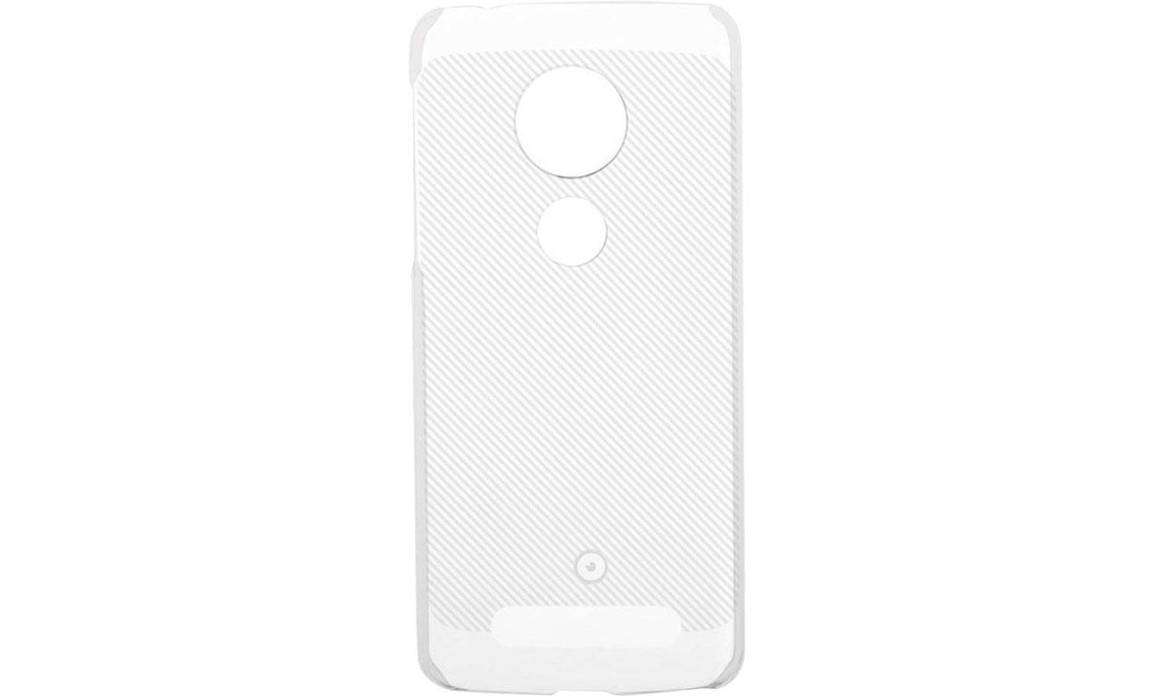 Etui Muvit Crystal Case do Motorola Moto G6 Play MMCRY0027 / 3663111128697