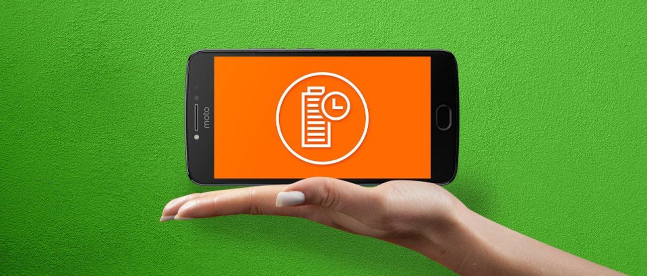 Motorola Moto E4 Plus bateria 5000 mah szybkie ładowanie