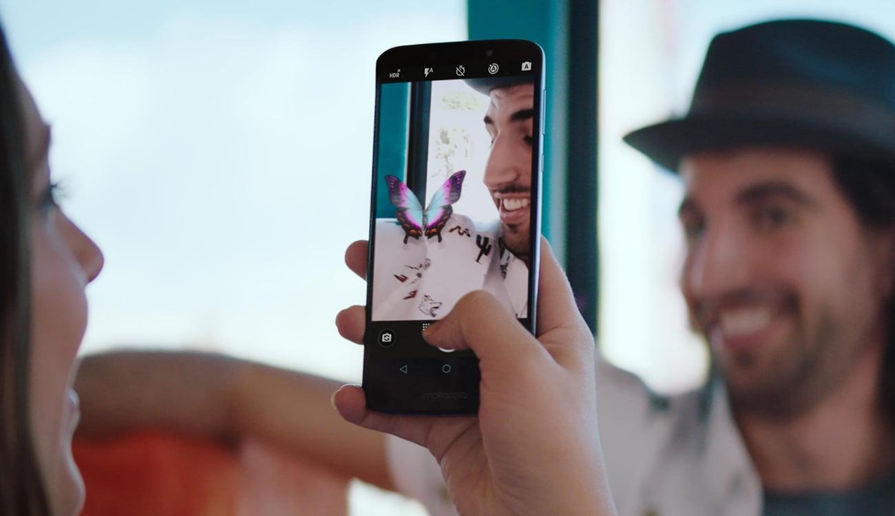 Motorola Moto E5 Plus aparat 12 mpix pdaf hdr