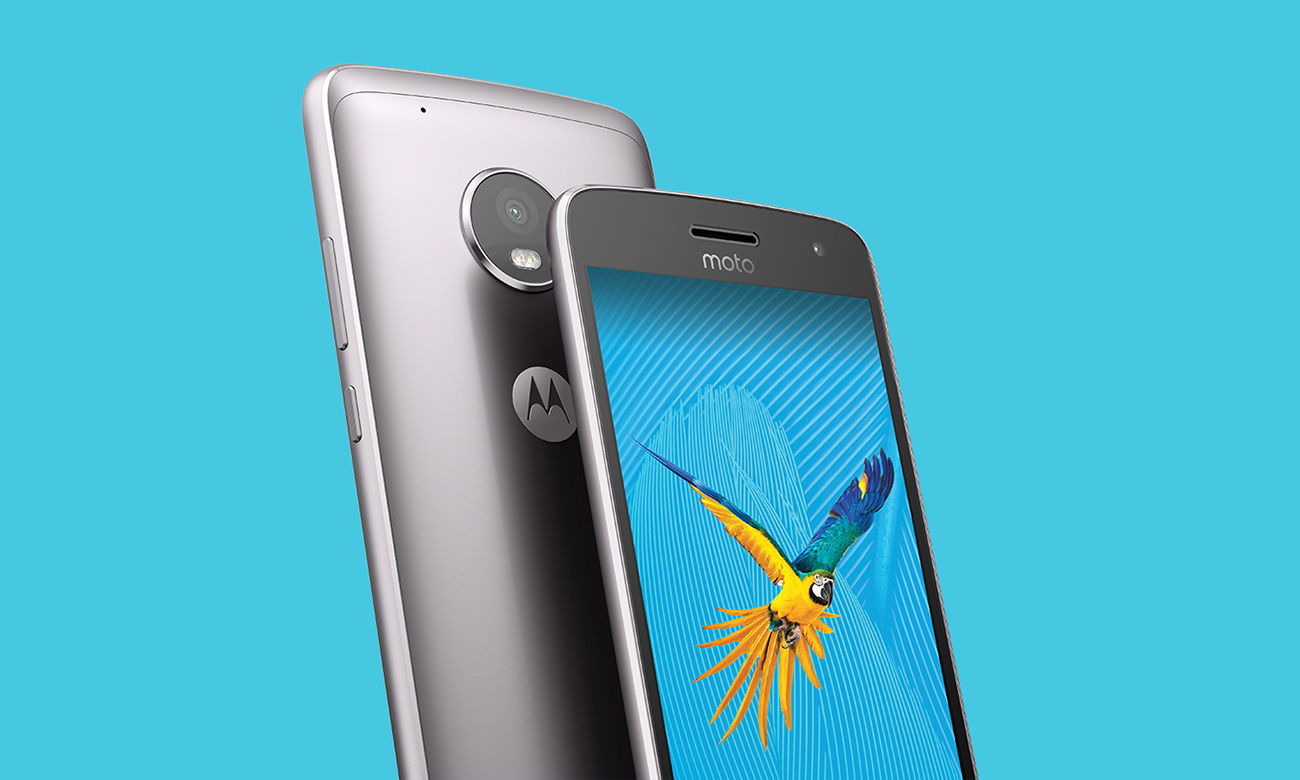 Motorola Moto G 5 Gen. Plus ekran 5'' Full HD