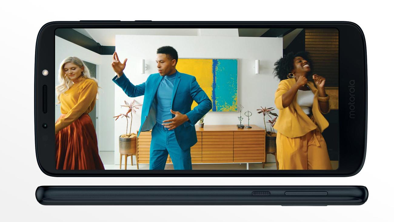 Motorola Moto G6 Play ekran max vision