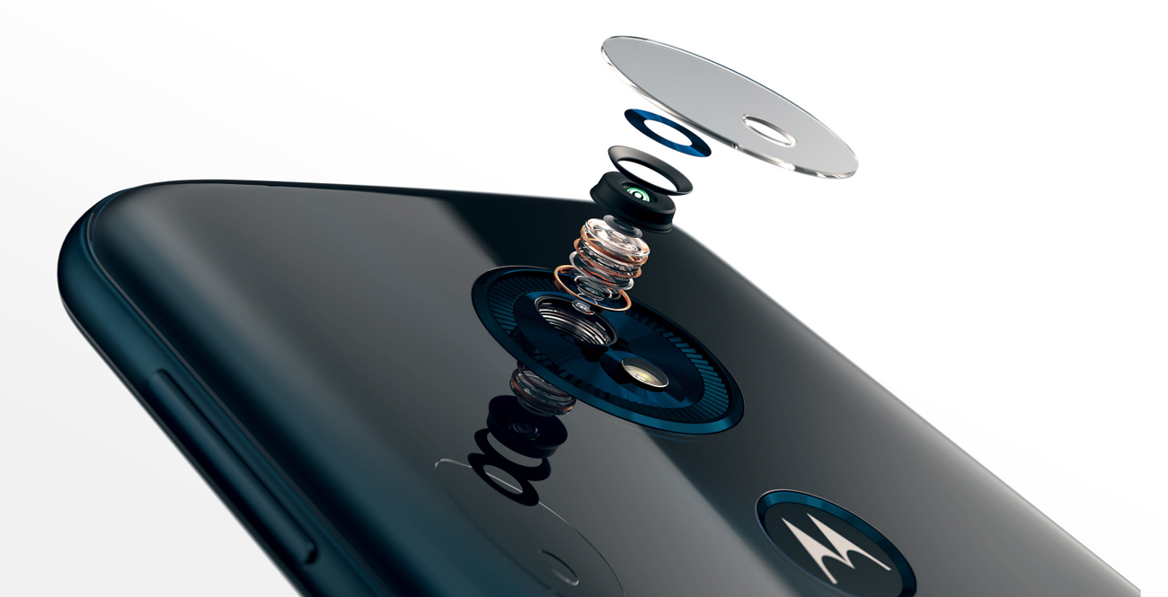 Motorola Moto G6 Play aparat 13 Mpix