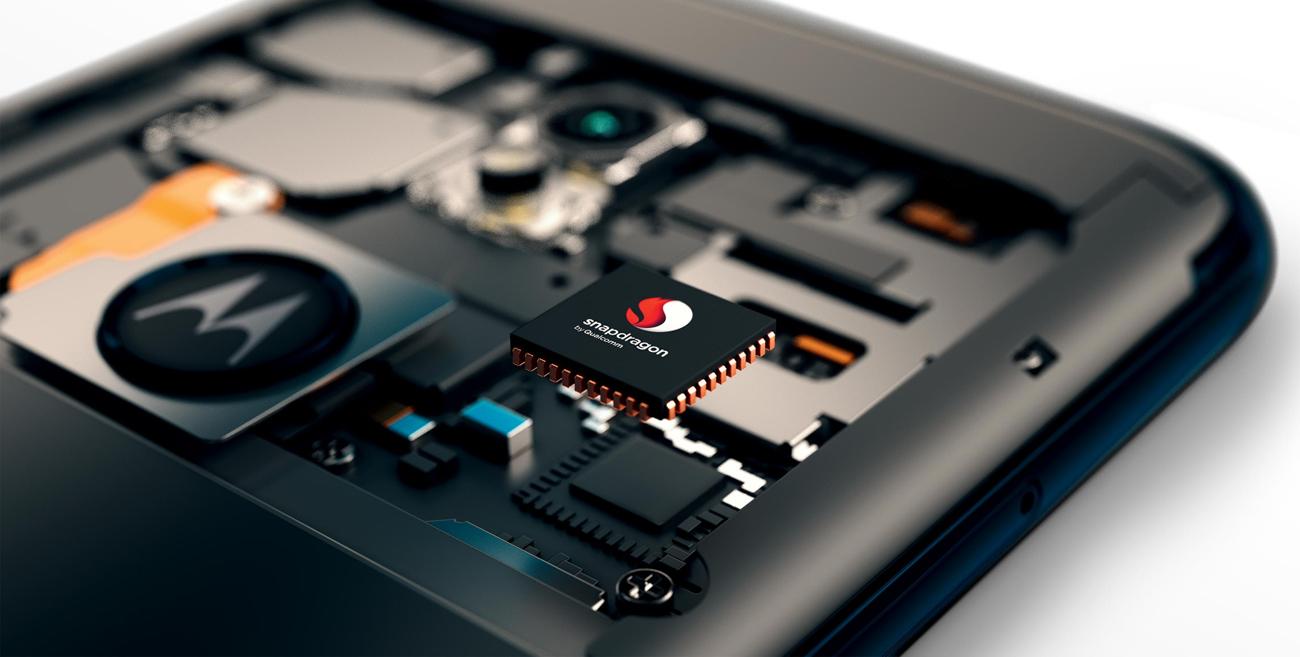Motorola Moto G6 Play ośmiordzeniowy procesor Snapdragon 430