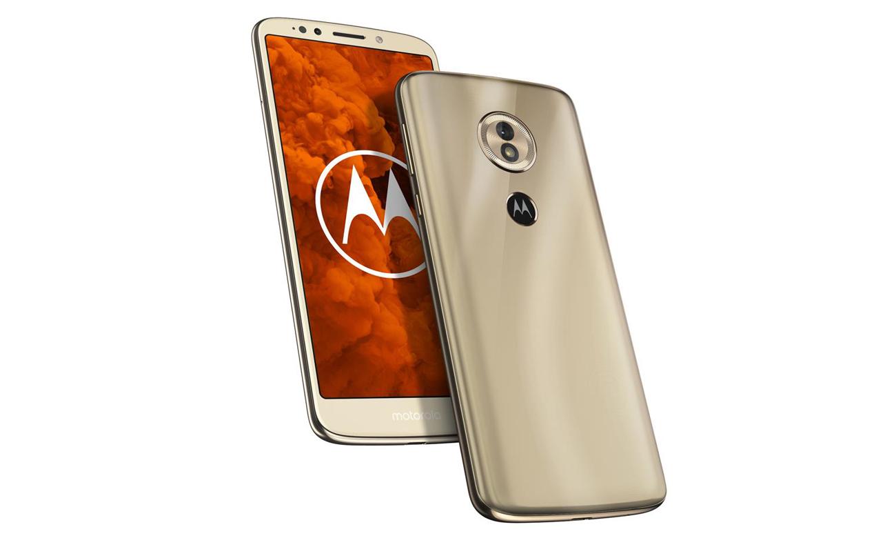 Motorola Moto G6 play inteligentne funkcje