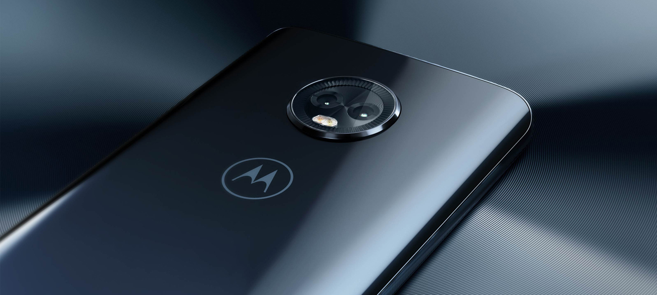 Motorola Moto G6 plus aparat 12+5 mpix