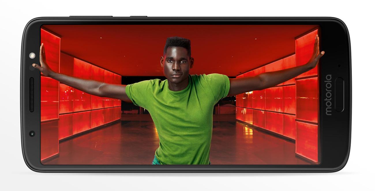 Motorola Moto G6 ekran max vision 18:9