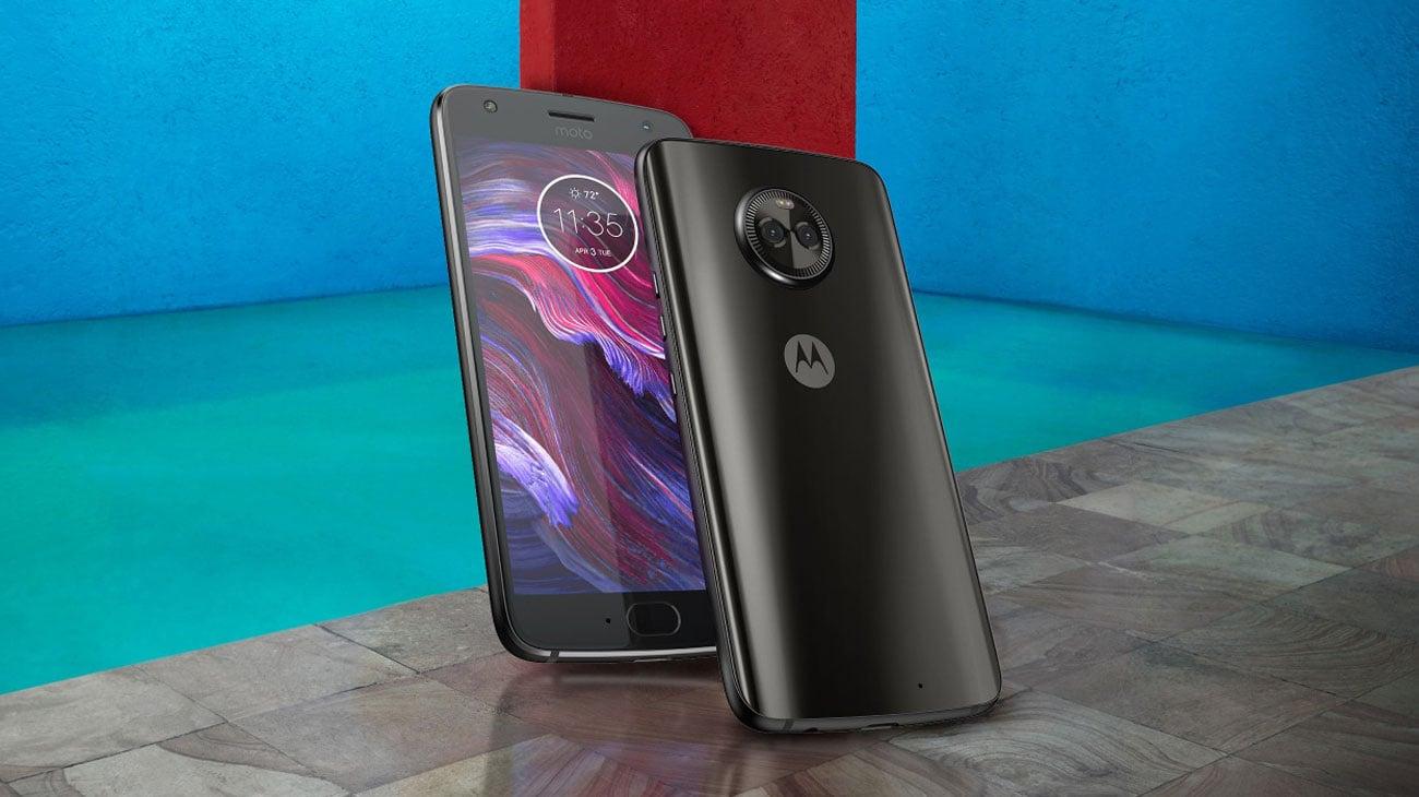 Motorola Moto x4 metalowa obudowa