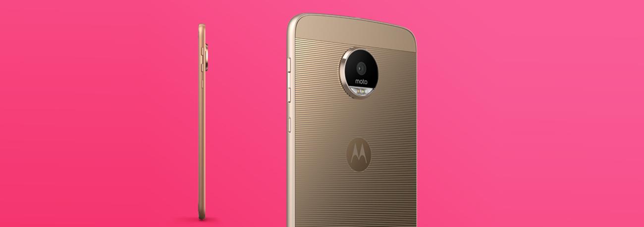 Motorola Moto Z czterordzeniowy procesor Snapdragon 820